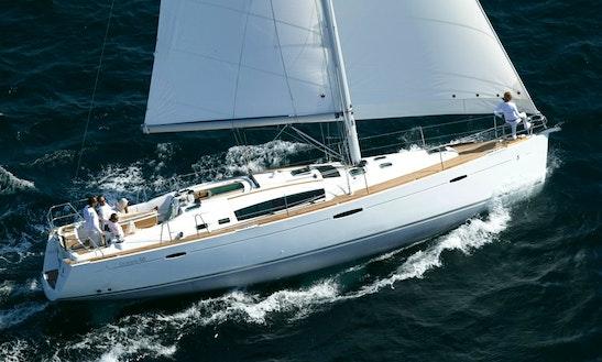 'iris' Oceanis 46 Charter In Marmaris