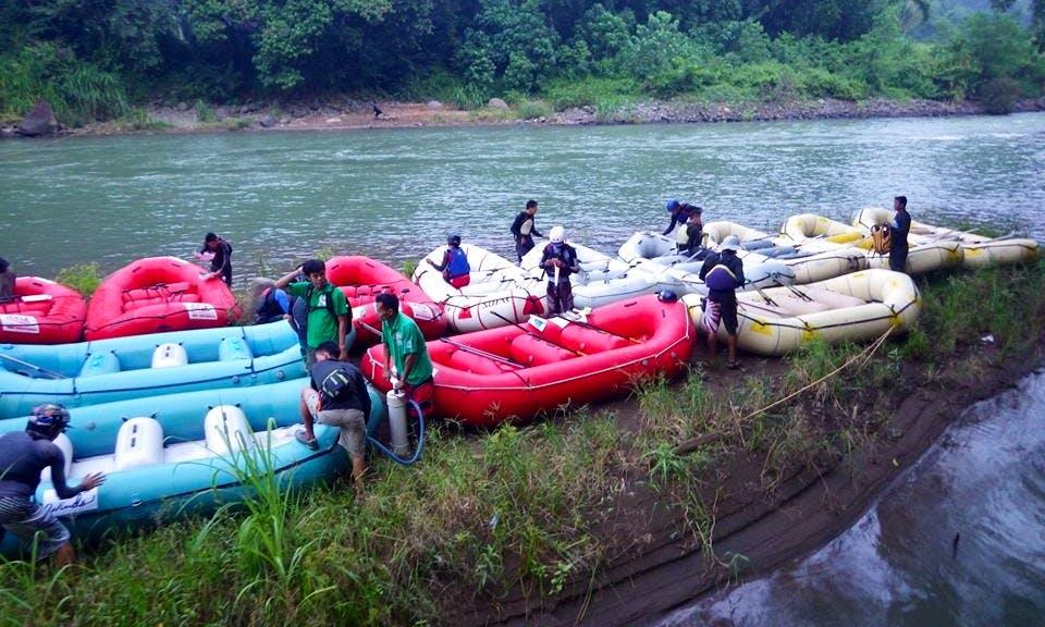 Kagay  Rafting Trip