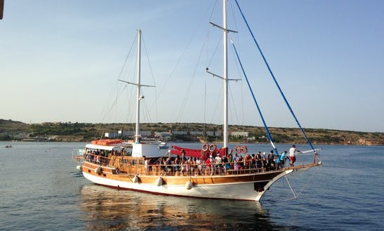 Three Island Cruises In Malta