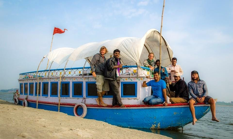 Houseboat in Ganga, Tarangini