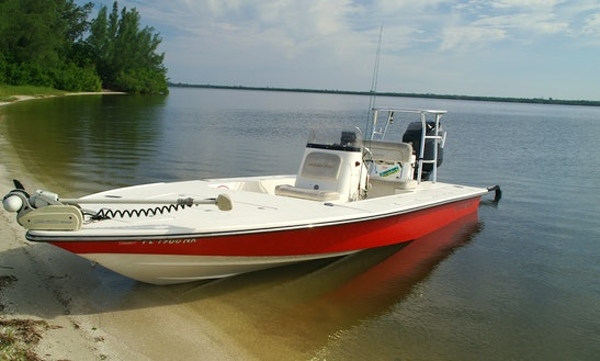 Enjoy Fishing On 22' Sterling Pro Center Console In Vero Beach, Florida