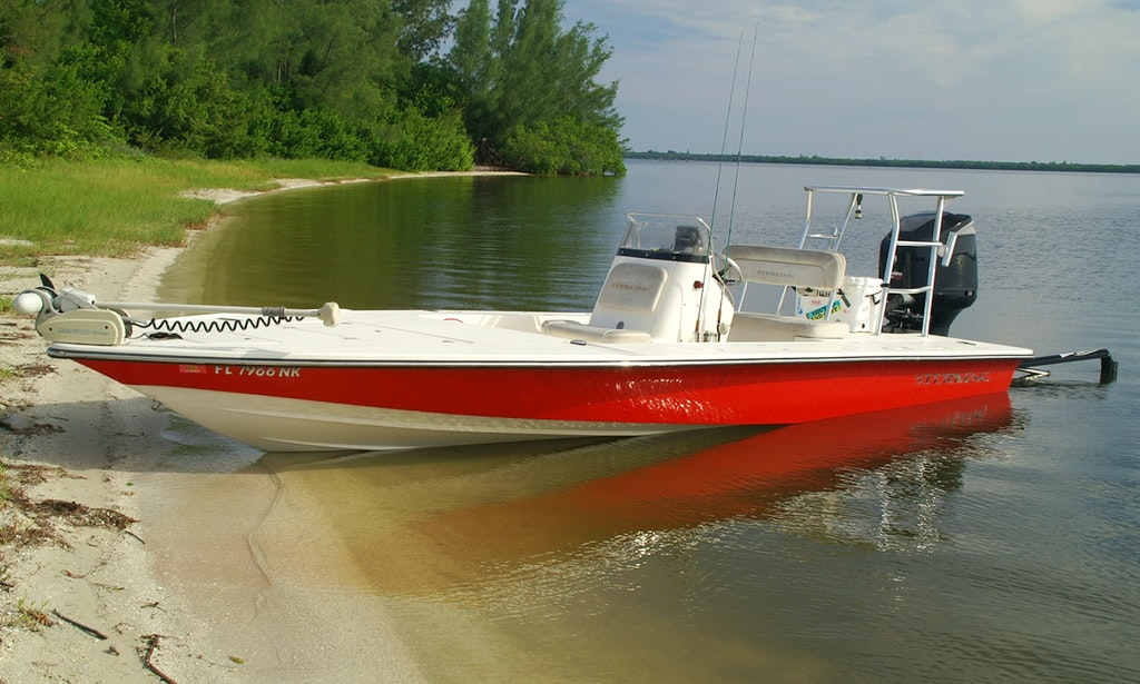 Enjoy fishing on 22 39 sterling pro center console in vero for Vero beach fishing charters