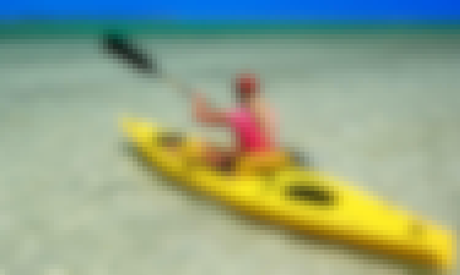 Single Kayak Rental in Clearwater, FL