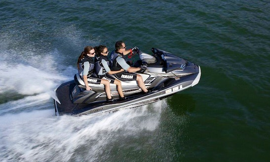 Yamaha Vx110 Sport Jet Ski Rental In Clearwater, Florida