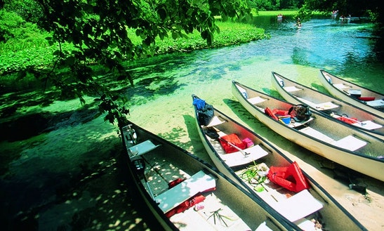 Canoe Rental In Homosassa, Fl