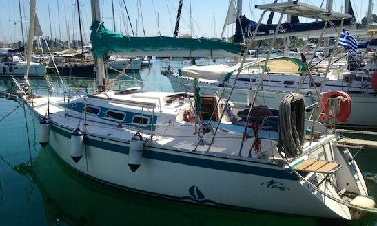 33' Saling Yacht In Rotterdam