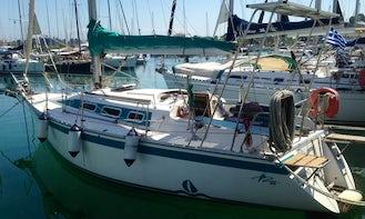 Friendship 33' Saling Yacht In Corfu