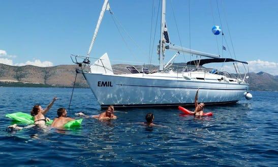 Bavaria 41 Sailing Yacht In Corfu