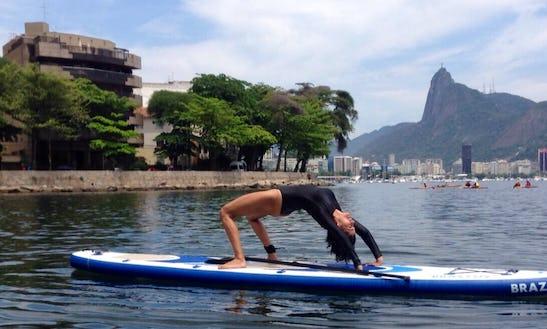 Aula Ou Passeio - Stand Up - Praia Do Flamengo - Rj