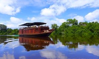 Rahai'i Pangun (Houseboat)