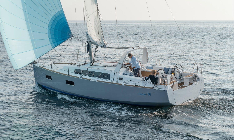 Beneteau Oceanis 38 Cruiser Charter in Greece