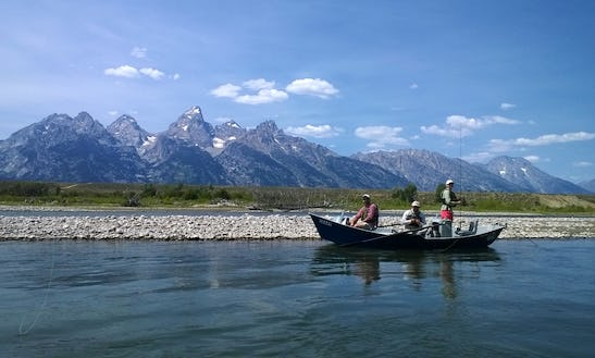Guided Fishing In Jackson Hole