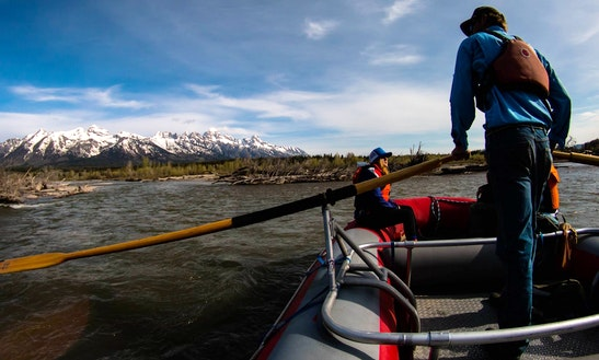 Scenic Float Trips In Grand Teton National Park