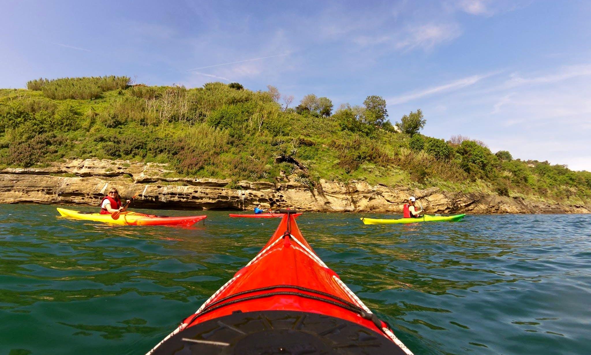 Kayak Excursions In Procida