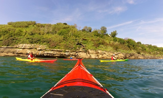 Kayak Excursions In Procida