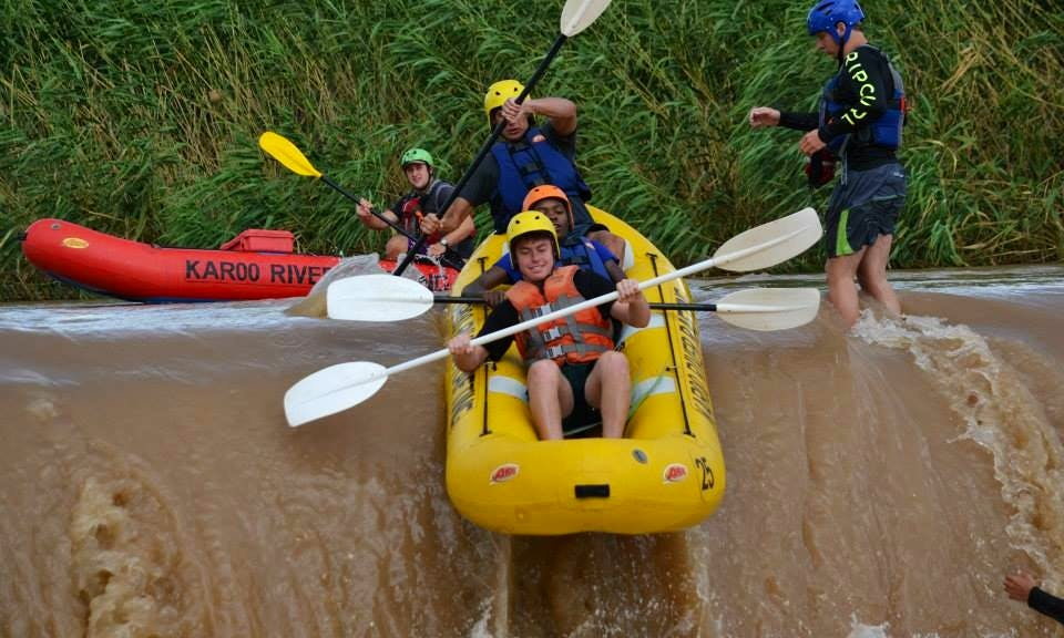 River Rafting for 2 People with Professional Guide In Middelburg, South Africa