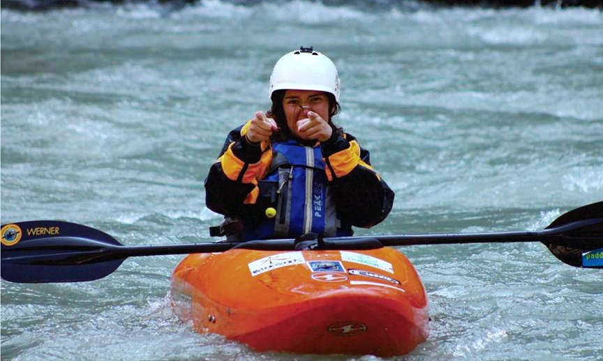 Kayak River Adventure on Nepal Rivers!