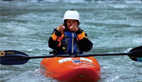 Kayak River Adventure On Nepal Rivers!