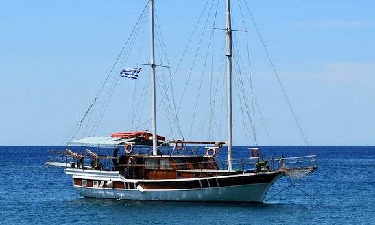 Sailing Cruises In Lesvos
