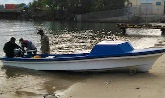 'Bakalaka Bullet' Fishing Charter in Honiara
