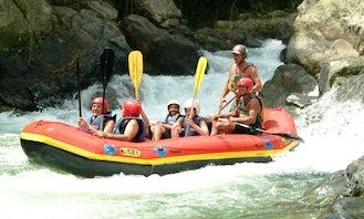 River Rafting Trips in Playa Dorada