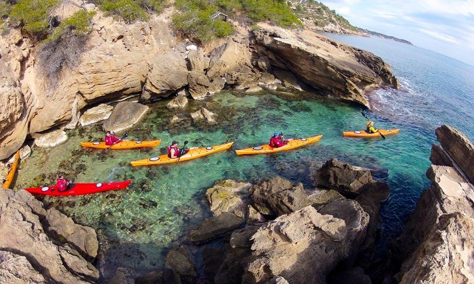 Kayak Excursions In Sitges