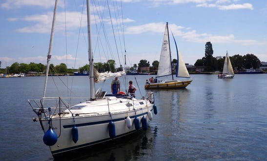 Sailing Courses In Poland