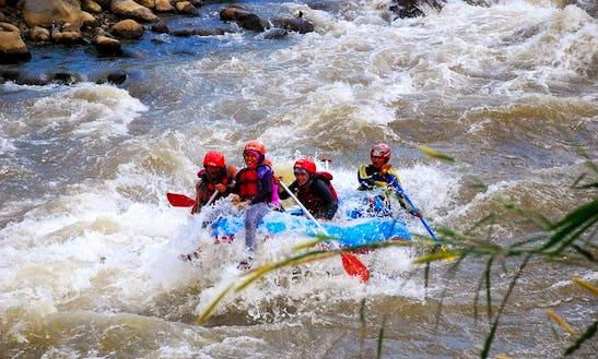 Raft  In Kecamatan Banjarnegara
