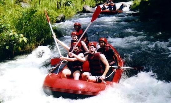 Rafting Trips In Abiansemal, Bali