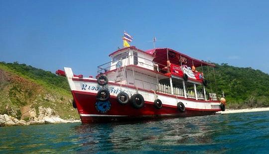 Passenger Boat In Phan Thiết