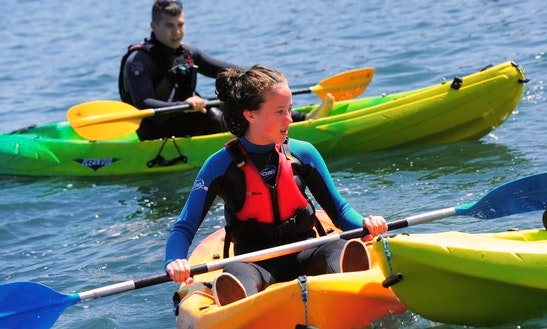 Kayak Hire And Tours In Falmouth
