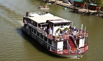 Private River Cruises On 'Leyenda del Pisuerga' Boat in Valladolid