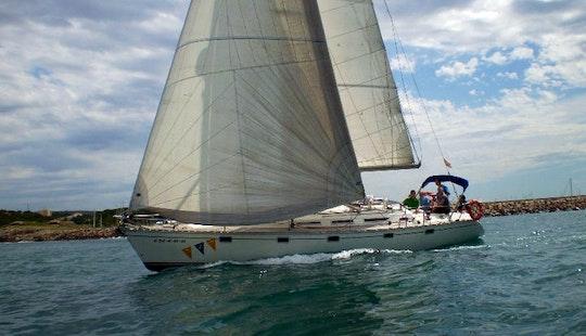 Sailing Monohull Charter