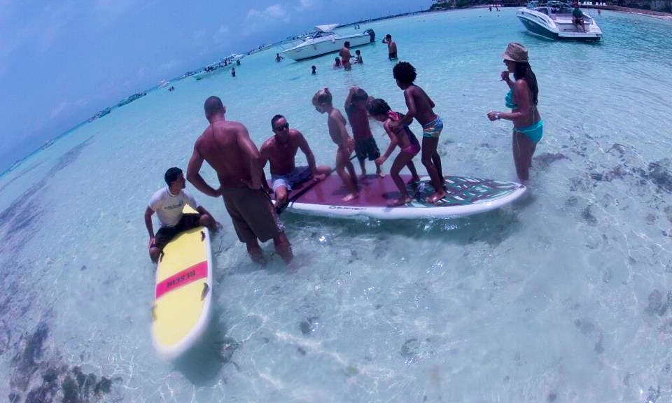 Paddleboard Rental in Isla Mujeres