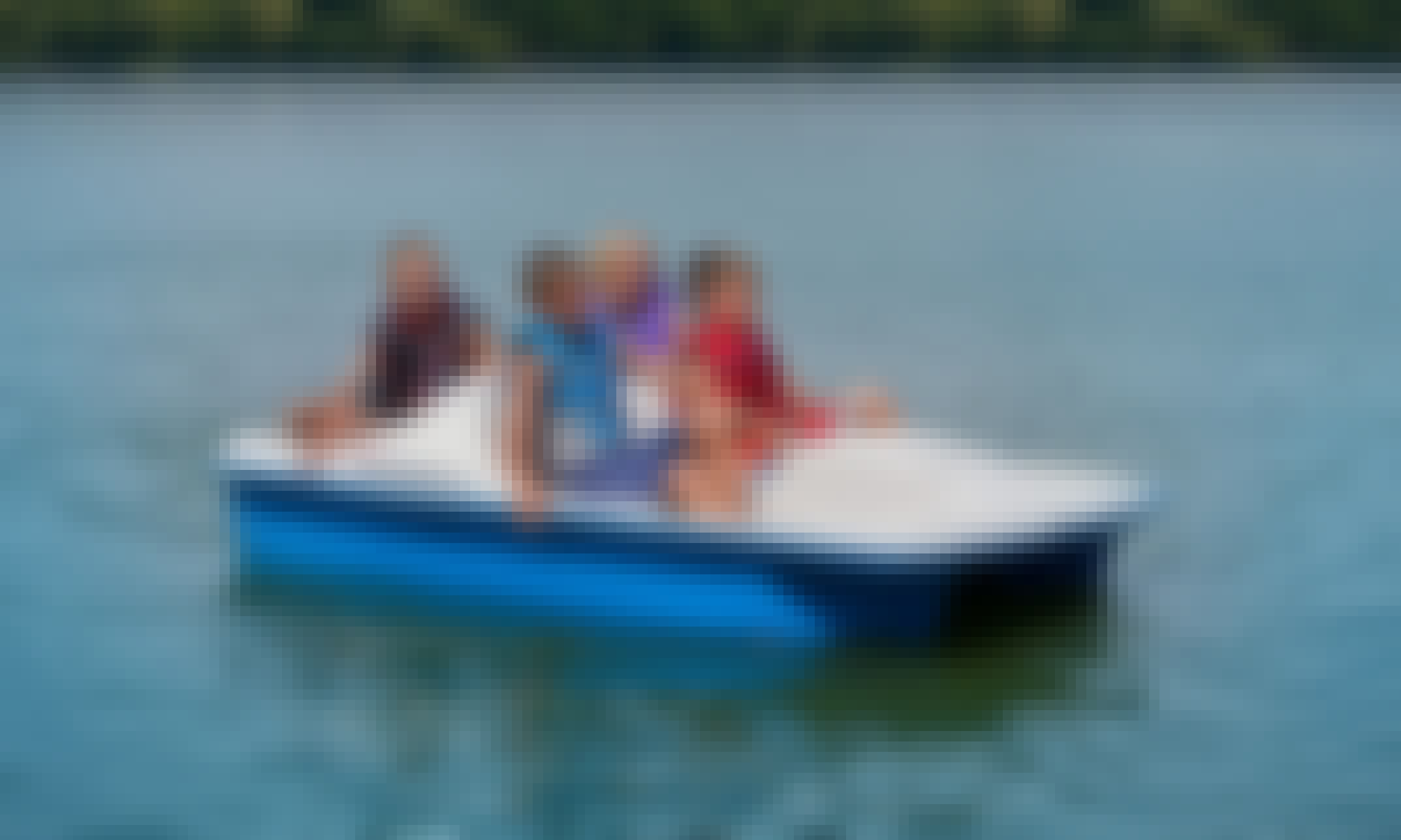 Sundolphin 5 Paddle Boat Rental in Thury-Harcourt, France