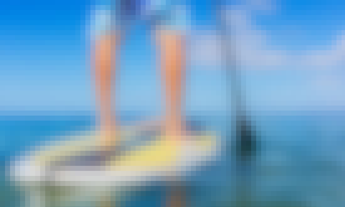 Stand Up Paddleboard Rental in Redondo Beach