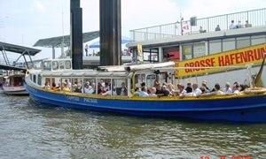 Harbor Tour In Hamburg