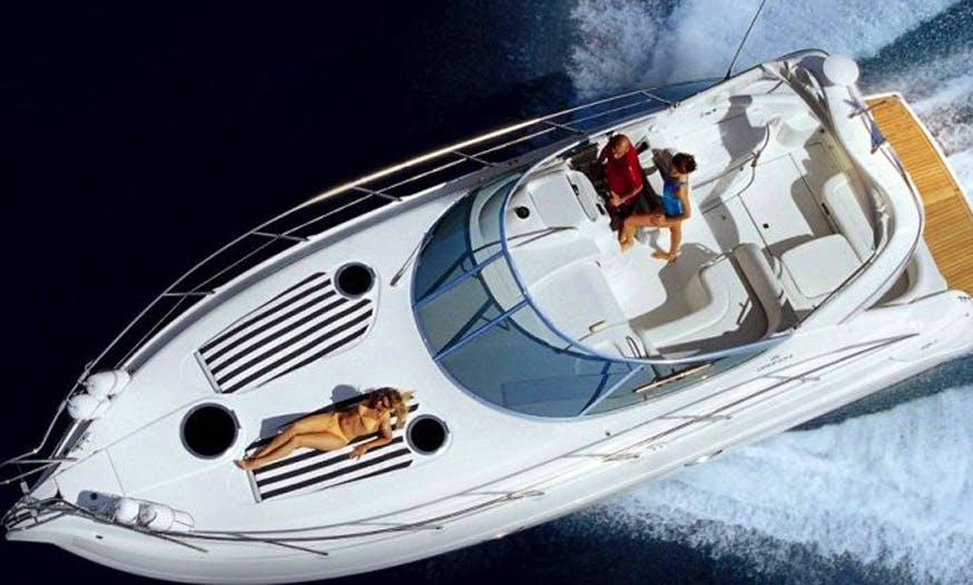 Motor Yacht Rental in Corfu and Lefkada