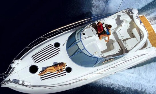 Motor Yacht Rental In Corfu And Lefkada