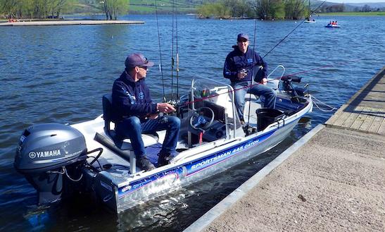 Guided Fishing Trip To Tewkesbury