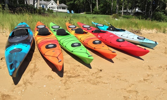 Tandem Kayak Rental In Huntington