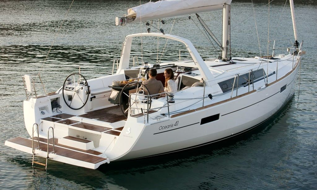 "41' Oceanis ""Noah"" Yacht In Can Pastilla"