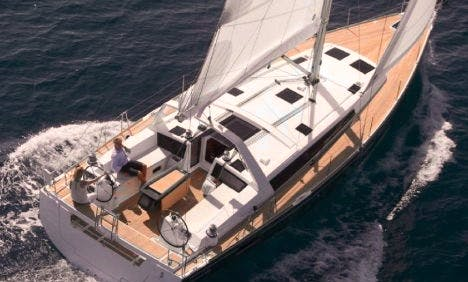 "48' Oceanis ""Lukas"" Sailing Yacht In Can Pastilla"