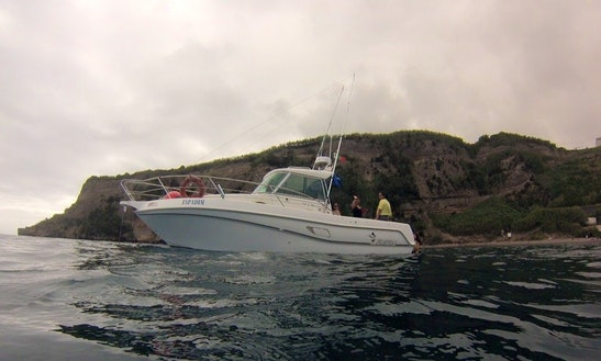 'espadim' Boat Fishing Charter  In Vila Franca Do Campo