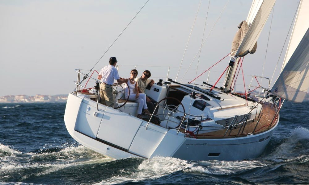 Charter Veterano-Odyssey 40 Yacht In Can Pastilla