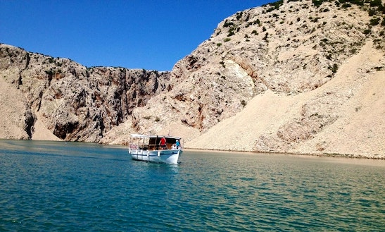 Boat Tours In The Zrmanja River