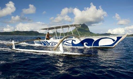 Join us for an amazing adventure in Îles Sous-le-Vent, French Polynesia