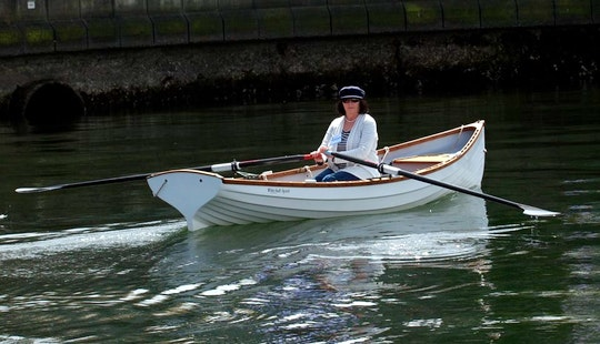 14' Whitehall Row Boat Rental In Victoria, British Columbia