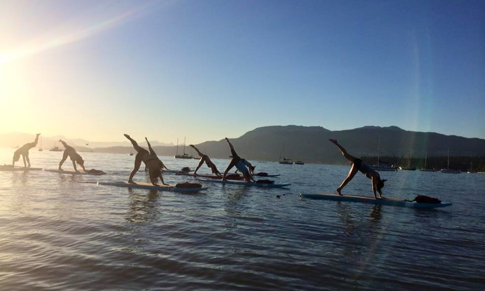 SUP Rental, Yoga & Tours in Vancouver