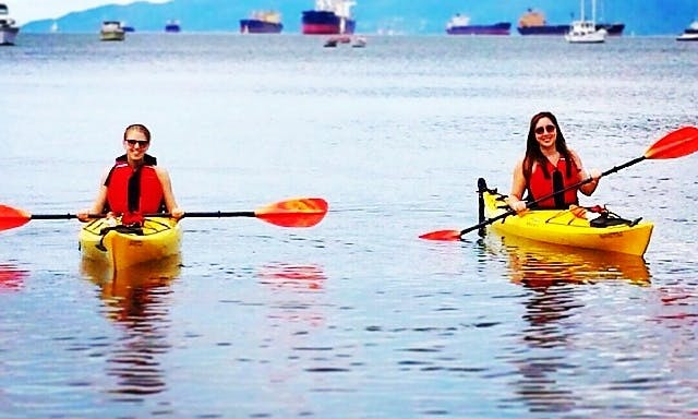 Single-Kayak Rental, Tours & Lessons in Vancouver